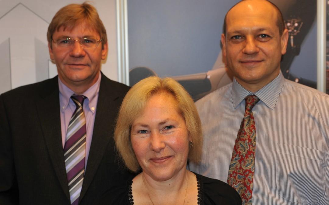 Vorstand auf Osteuropa Reise