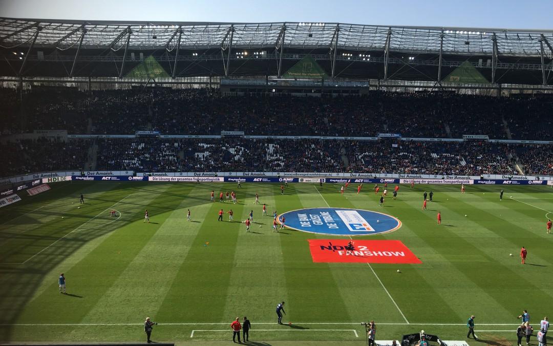 NAVIS spielt mit in der Fußball Bundesliga