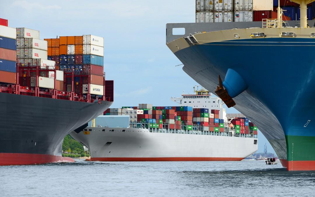 Große Kapazitätsengpässe für Exportcontainer
