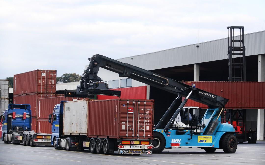 NAVIS bietet Exporteuren und Importeuren freie Lagerkapazitäten