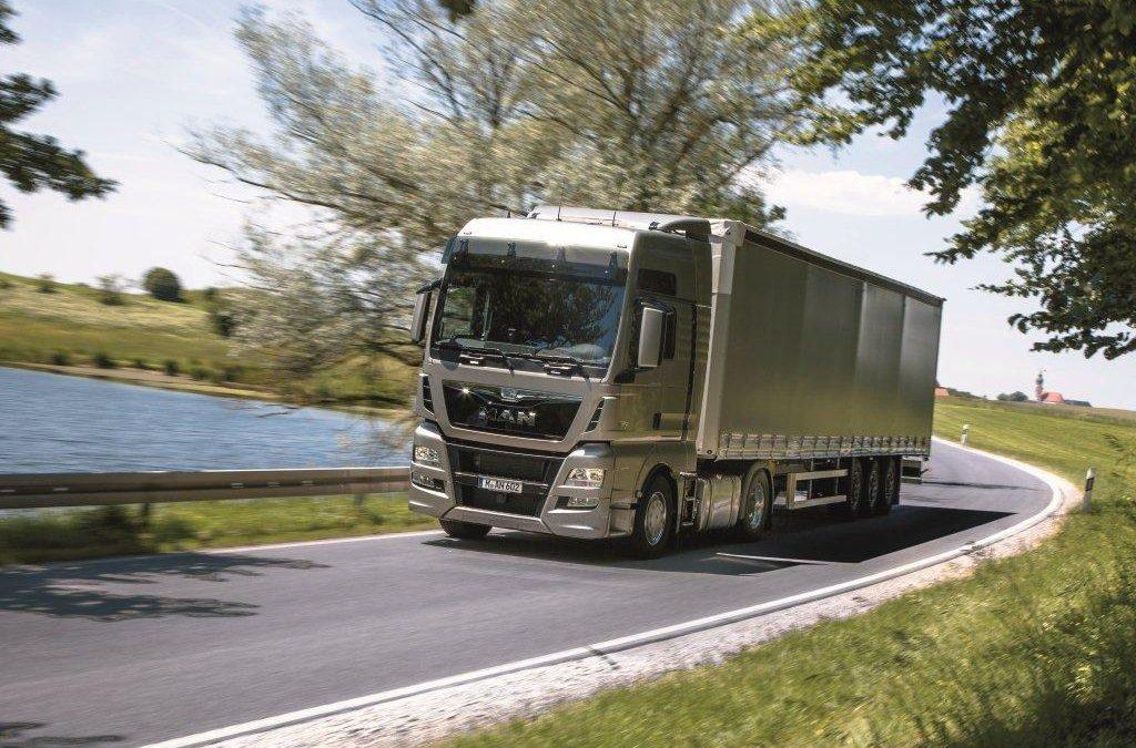 Einschränkungen im europäischen Land-Verkehr KW 18 bis KW 21