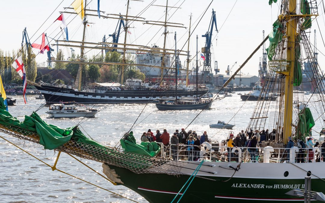 Weltoffenes Hamburg