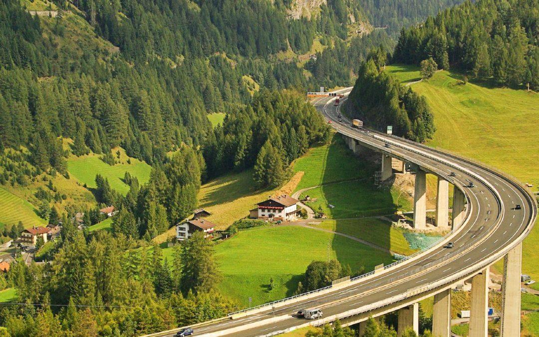 Verzögerungen an Österreichs Grenzen