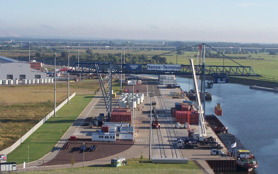 25 Jahre Magdeburger Hafen GmbH