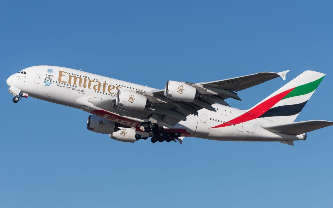 A380 fliegt ab Hamburg