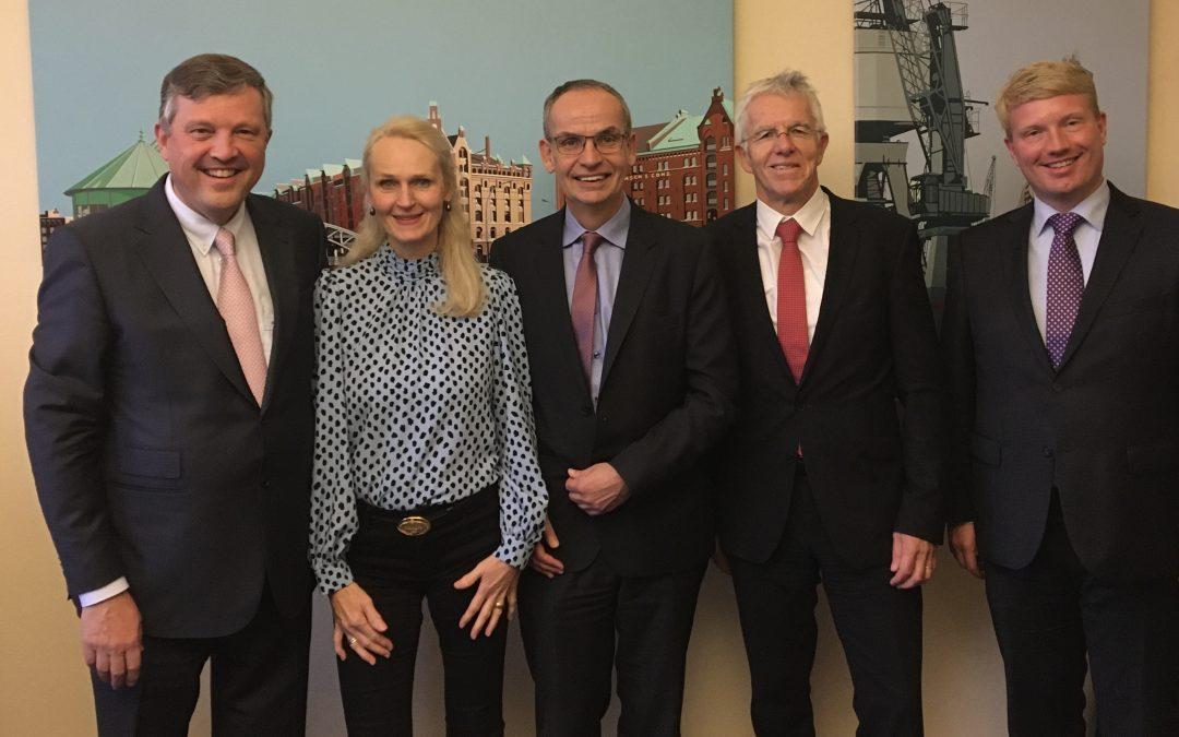 Die 50. Aufsichtsratssitzung bestätigt eine erfolgreiche, innovative und nachhaltige Unternehmensentwicklung der NAVIS AG