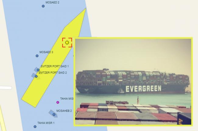 """Suezkanal – Ägypten beschlagnahmt die """"Ever Given"""" und fordert 900 Mio. USD Schadenersatz"""